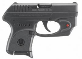Ruger LCP 380ACP 6+1 Viridian Laser Red - 3752