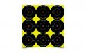 "Birchwood Casey Shoot-N-C 2"" Bulls Eye 10 Sheets - 34210"