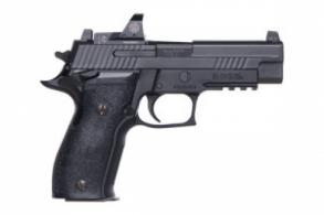 Sig Sauer E26R9BSESAOR P226 Single 9mm 4.4 15+1 Black 1-Piece Ergo Grip Black - E26R9BSESAOR