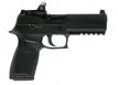 Sig Sauer 320F9BSSRX P320 Double Action 9mm 4.7 17+1 Black Polymer Grip Black Nitride - 320F9BSSRX