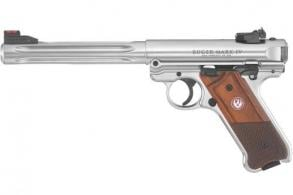 Ruger Mark IV Hunter .22 7 SS