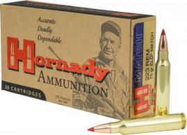 HRNDY .223 Remington 73GR ELD-M 20/200 - 80269