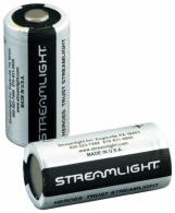 Streamlight 3V Lithium Batteries/2 Each - 85175