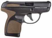 Taurus 1007031119 Spectrum Double Action .380 ACP 2.8 6+1/7+1 Flat Dark Earth Polymer - 1007031119