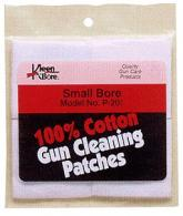 "Kleen Bore 7/8"" Cotton Cleaning Patches - P200"