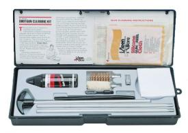 Kleen Bore 12 Gauge Shotgun Cleaning Kit w/Aluminum Rod - SHO216
