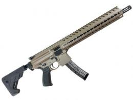 Sig Sauer MPXC9KMTFDE MPX Carbine Semi-Automatic 9mm Luger 16 30+1 Telescoping - MPXC9KMTFDE