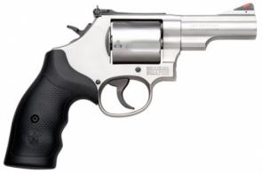 Smith & Wesson Model 69 Combat Magnum Single/Double 44 Remington Magnum 2.75 5 Black - 10064