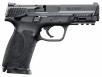 Smith & Wesson 11524 M&P M2.0 Double 9mm 4.25 17+1 TS 3Dot Black Interchangeab