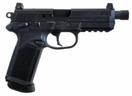 FN 66981 FNX 45 Tactical Single/Double 45 Automatic Colt Pistol (ACP) 5.3 TB 1 - 66981
