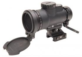 Trijicon 2200018 MRO 1x 25mm Obj Unlimited Eye Relief 2 MOA Black - 171
