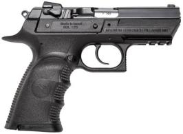 "Magnum Research BE99153RSL Baby Desert Eagle Single/Double Action 9mm 3.8"" 15+1 Black Ca - BE99153RSL"