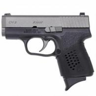 "Kahr Arms CM9093TU3 CM9 Double 9mm 3.1"" 6+1 3-Dot Black Polymer Grip/Frame Tung - CM9093TU3"
