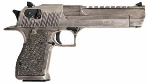 Magnum Research DE50WMD Desert Eagle Double 50 Action Express (AE) 6 7+1 Black - DE50WMD