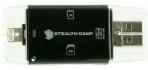 Stealth Cam STC-DDMCR Triple Connection Memory Card Reader - 220