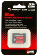 Stealth Cam STC-8GB SD Memory Card 8GB - 220