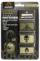 Walkers Game Ear Patriot Muff Patch Kit - 220
