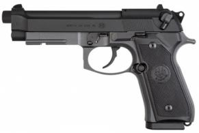 Beretta USA J90A192FSRF5 92 Single/Double Action .22 LR  (LR) 4.9 10+1 Black Gr - J90A192FSRF5