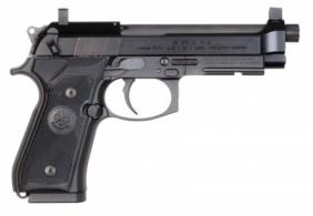 Beretta USA J90A192FSRF1 92 Single/Double Action .22 LR  (LR) 4.9 15+1 Black Gr - J90A192FSRF19SK