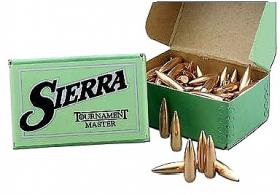 Sierra GameKing 264 Cal 140 Grain Boat Tail Spitzer 100/Box - 1730