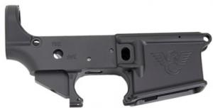 Wilson Combat TRLOWER Lower Receiver AR-15 5.56 NATO 7075-T6 Aluminum Black - TRLOWER