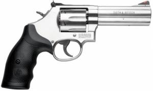 "Smith & Wesson M686 6RD 357MAG/38SP +P 4"" - 164222"