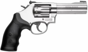 "Smith & Wesson M617 10RD .22 LR  4"" - 160584"