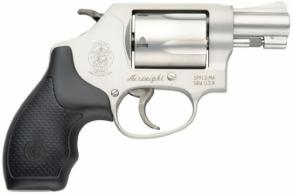 S&W M637 5RD 38SP +P 1.87""