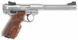 Ruger 40160 Mark IV Hunter Single/Double 22 Long Rifle (LR) 6.88 10+1 Laminate
