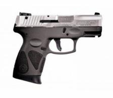 Taurus PT-111 Millennium Pro G2 Stainless / Gray 9mm 3.2-inc