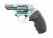 Charter Arms 53879 Undercover Blue Diamond Single/Double Action .38 Spc 2 5 Black - 53879