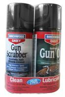 Birchwood Casey 33302 Gun Scrubber Gun Oil Combo Synthetic - 90