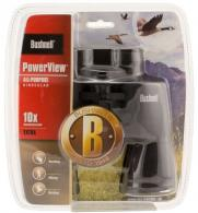 Bushnell 131056C Powerview 10x 50mm 341 ft @ 1000 yds FOV 10mm Eye Relief Blue