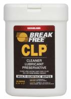 Break Free Absorbent Presaturated Wipes - BFIWW24