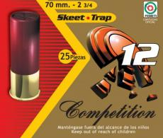 "Aguila 1CHB1252 Competition Trap 12 GA 2.75"" 7/8 oz 8 Round 25 Bx/ 10 - 1CHB1252"