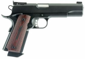 Ed Brown ETBBCAL2 Executive Single 45 ACP 5 7+1 Laminate Wood Grip Black Carbo - ETBBCAL2
