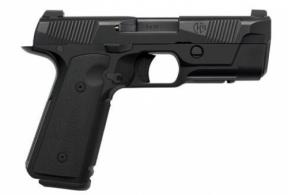 Hudson 1911 H9 Single 9mm 4.28 15+1 Black Interchangeable Backstraps - HUD001