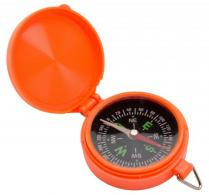 Allen 487 Pocket Compass with Lid Orange - 258