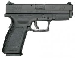 Springfield XD 40 4 inch Black Heinie Night Sights 2006 S