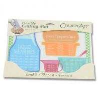 Counter Art Flexible Cutting Mat Jr. - Measure - CAR75107