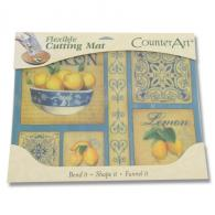 Counter Art Flexible Cutting Mat - Lemon Light - CAR74235