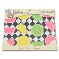 Counter Art Flexible Cutting Mat - Bright Citrus - CAR74216