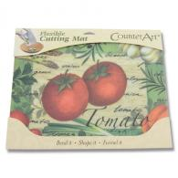 Counter Art Flexible Cutting Mat - Tomato Salad - CAR74211