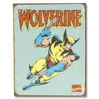 Wolverine - Retro Tin Sign