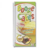 Booze Infused Cakes Cookbook - CQP7061