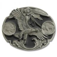 Buckle Shack™ Eagle and Buffalo Nickel - BSJ2DC