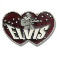 Buckle Shack™ Elvis Heart - BSELB4