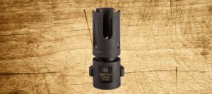 "Gemtech QMG5TRI Quickmount Triad 5.56mm Primary Weapons System -1/2X28 2.4"" - QMG5TRI"