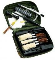 American Buffalo RT032M5 Shotgun Portable Cleaning Kit 12/16/20/410 Ga Nylon Ca - RT032M5