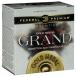 "Federal GMT11675 Gold Medal Grand Target 12 Gauge 2.75"" 1-1/8 oz 7.5 Shot 25 Bx"